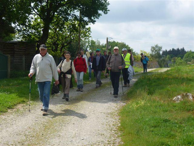 Chatorando randonnée pédestre