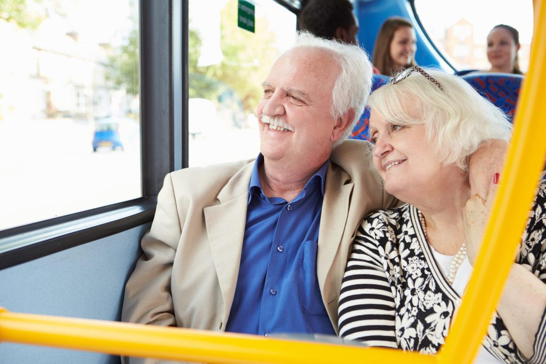 Seniors transport