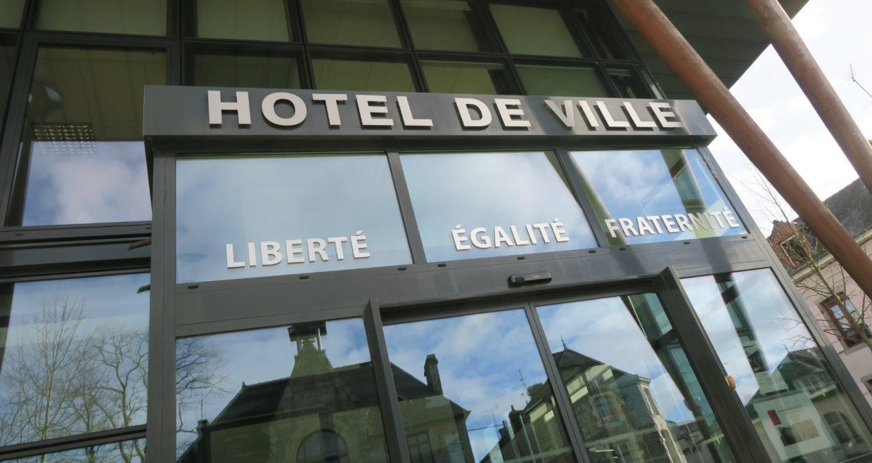 Hôtel de Ville Châteaubourg