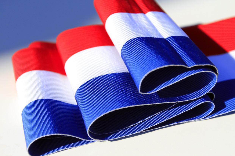 écharpe tricolore France