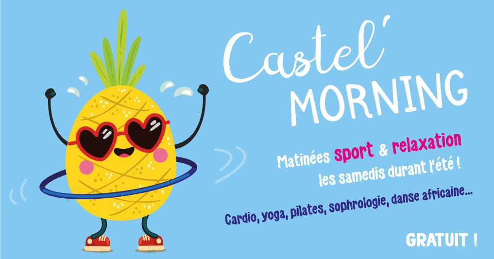 Castel morning
