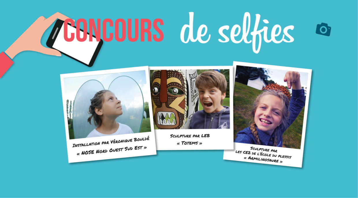 Concours selfies
