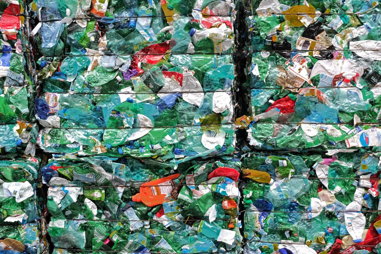 déchets compactés
