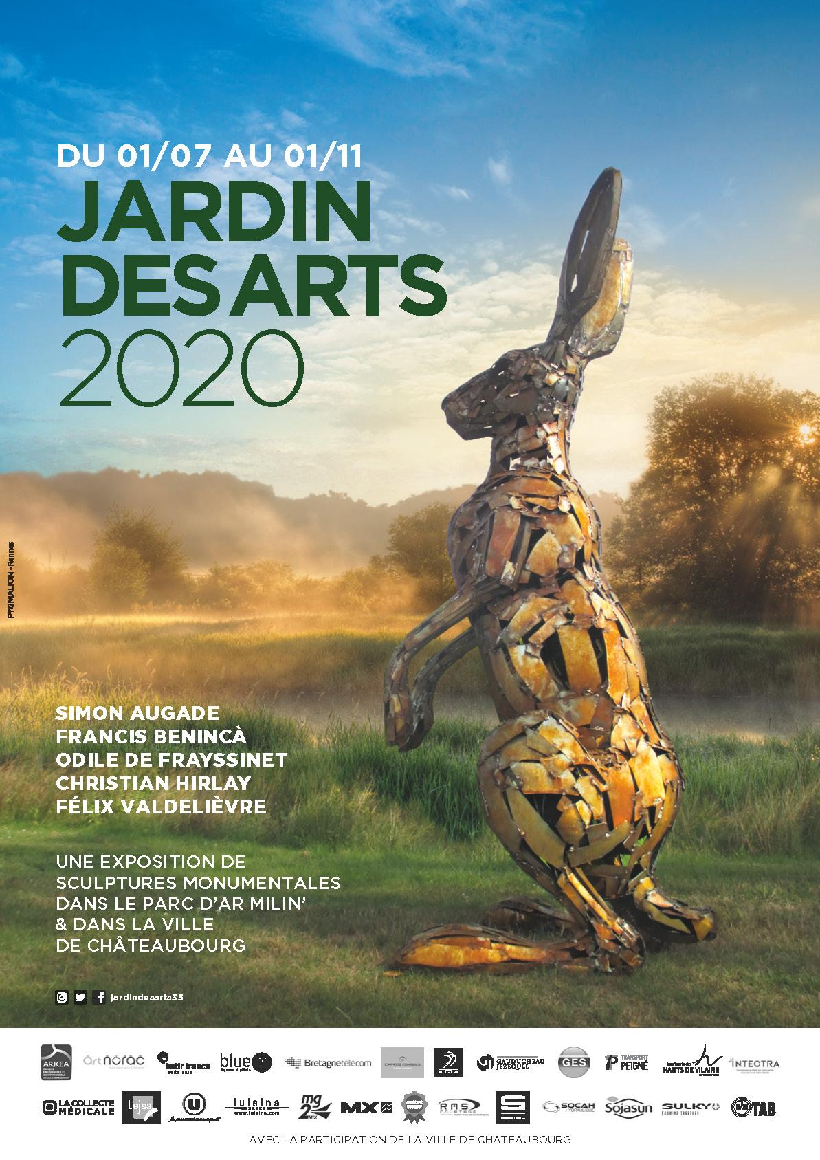 Affiche JdA 2020