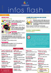 Infos Flash n°182 – Juin 2018