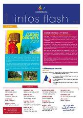 Infos Flash n°192 – Mai 2019
