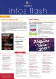 Infos Flash n°166 – Janvier 2017