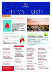 Infos Flash n°177 – Janvier 2018